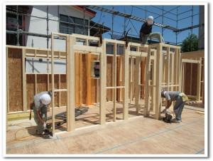 オーダー新築住宅の基礎工事03-高坂ホーム