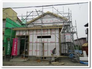 オーダー新築住宅の基礎工事08-高坂ホーム