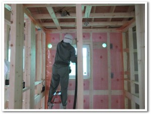 オーダー新築住宅の基礎工事07-高坂ホーム