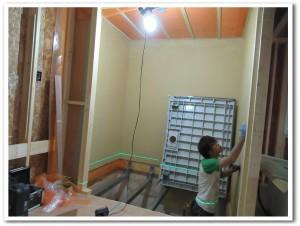 オーダー新築住宅の基礎工事04-高坂ホーム
