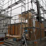 【現場レポート】新築住宅工事005ʕ·ᴥ·ʔ
