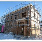 【現場レポート】新築住宅工事006ʕ·ᴥ·ʔ